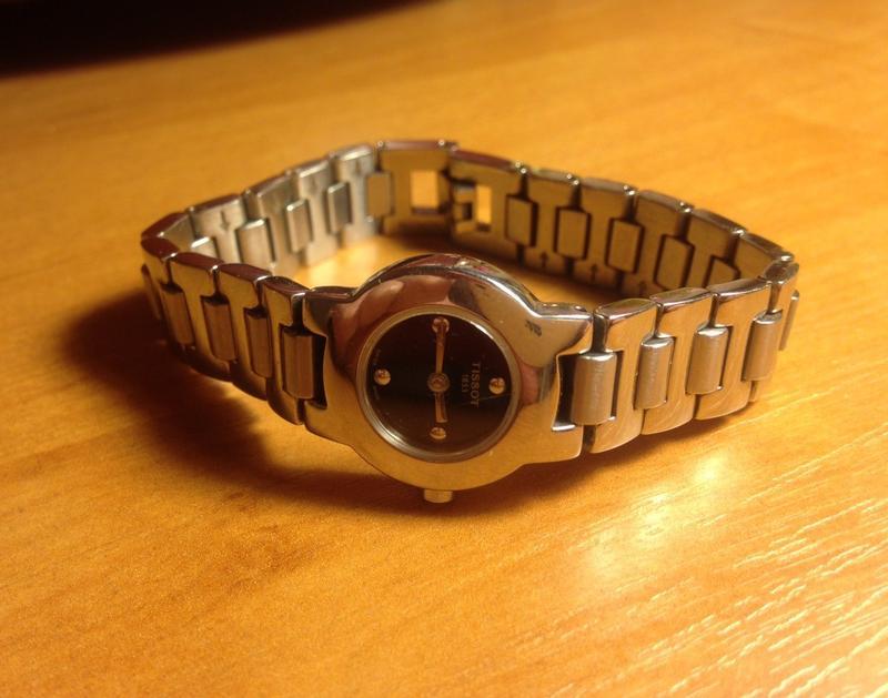 Stainless tissot steel часов стоимость iwc как продать часы
