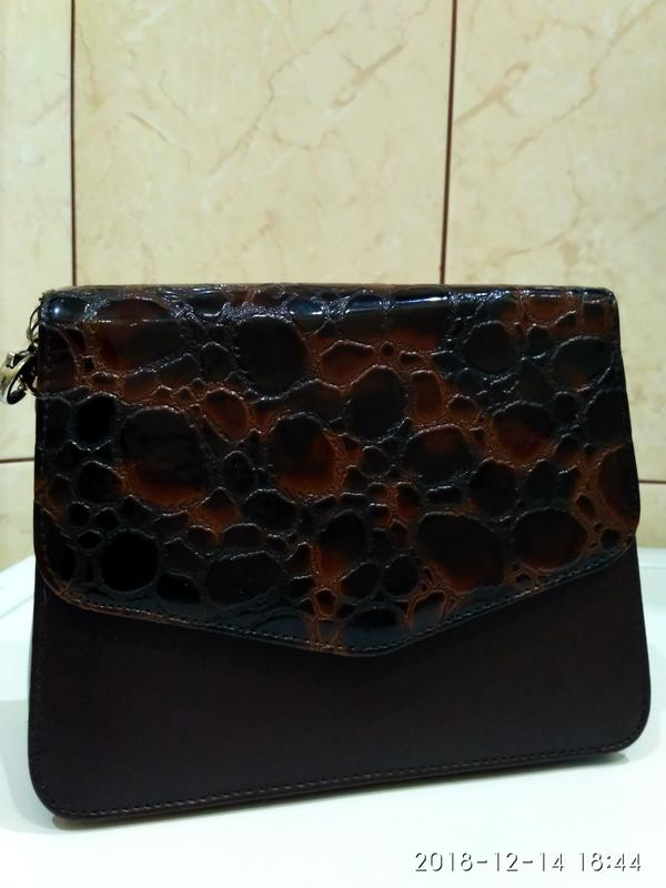 db381855b66f Сумка женская б/у, клатч, сумка жіноча, состояние хорошее, с ремешком1 ...