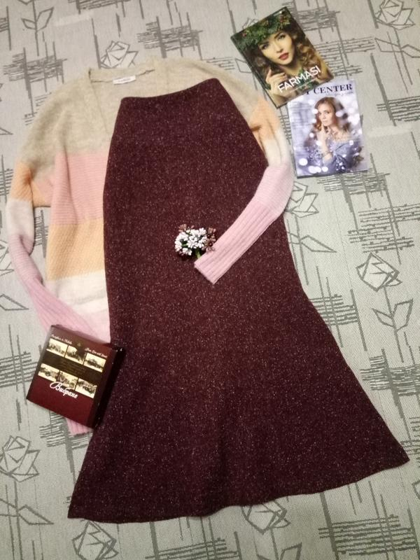 20467a58711f Стильная шикарная твидовая юбка,шерсть,размер xs-s Bandolera, цена ...