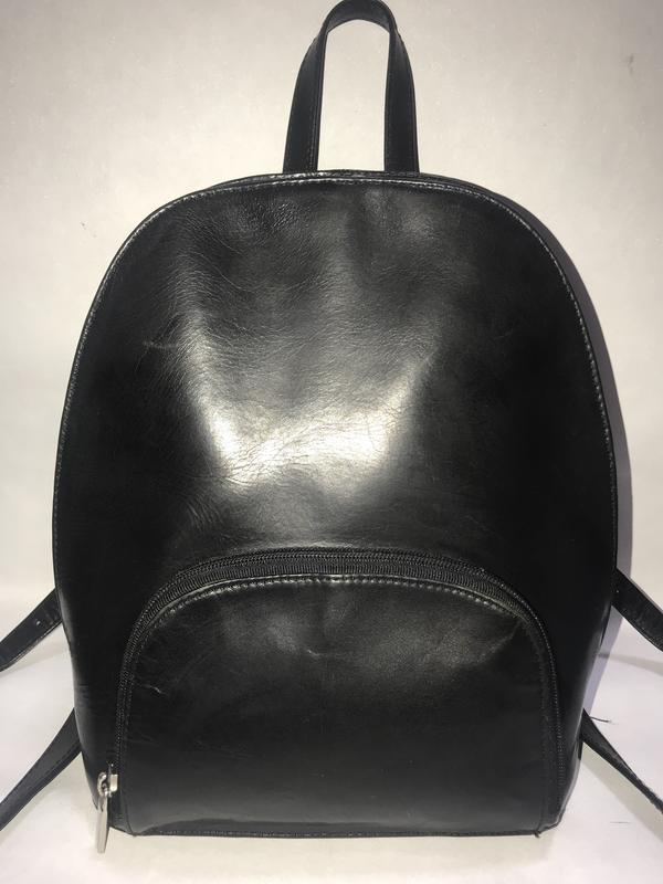 8f151da0f39a Кожаный городской рюкзак boxca Leather Fashion, цена - 300 грн ...