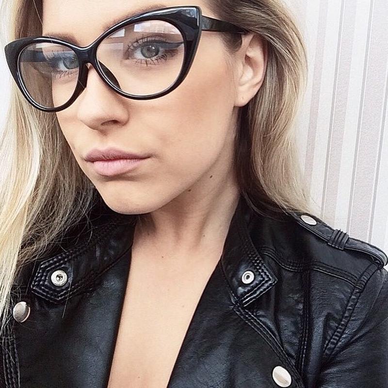 очки кошачий глаз фото женские для зрения давно