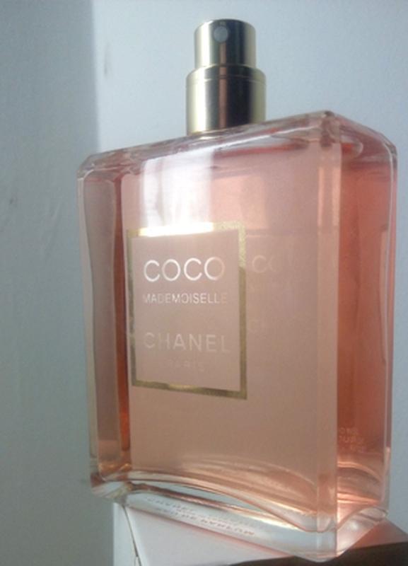 Парфуми духи chanel coco mademoiselle 100 ml тестер оригінал Chanel ... 4a625b81b1211