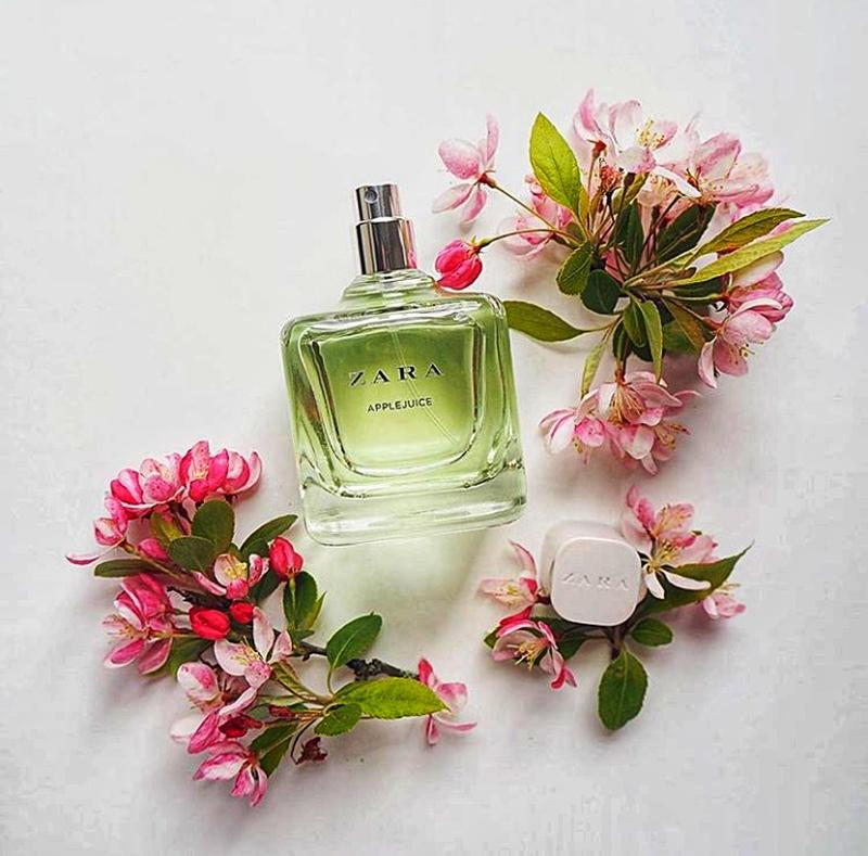 Жіночі парфуми zara apple juice ZARA 8f3314e8a3d19