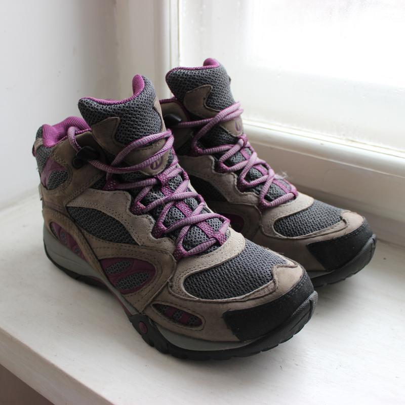 Жіночі трекінгові черевики (женские треккинговые ботинки) merrell azura  mid1 ... 126d2cc62aa68