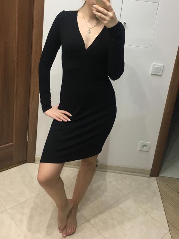 8af5d62fb97 Базовое чёрное платье1 ...
