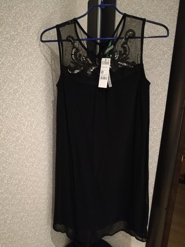 117533f1251c Платье benetton xs новое (United Colors Of Benetton) за 1200 грн. | Шафа