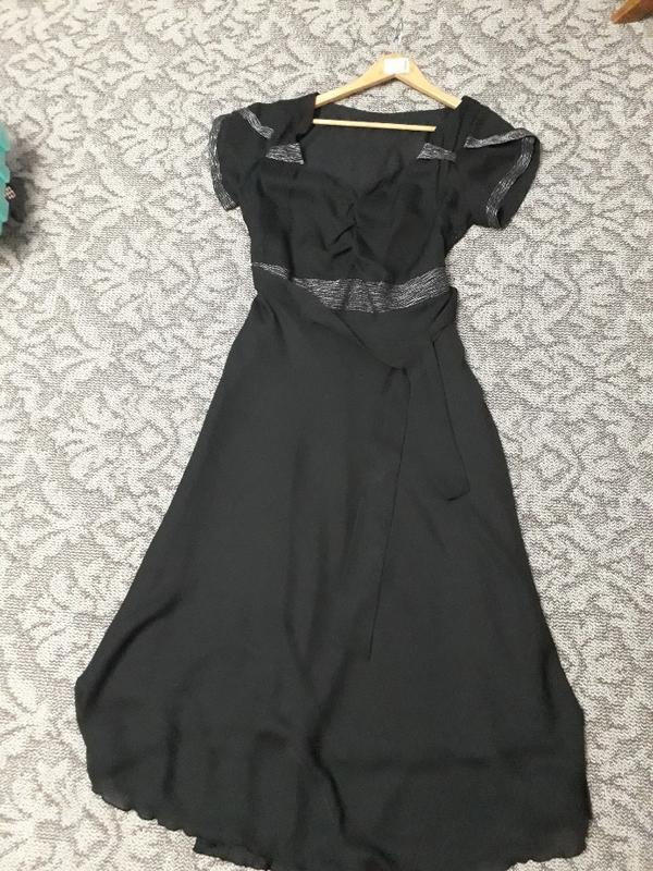 e6109f2eca3 Вечернее шифоновое платье1 ...