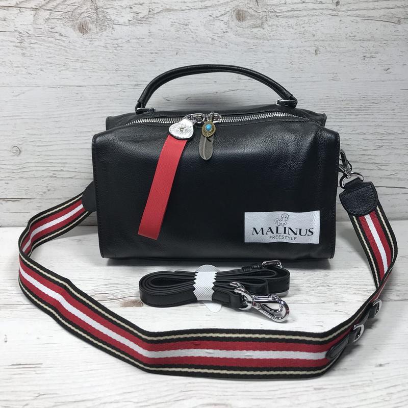 Женская кожаная сумка черная красная серая чорна шкіряна сумка1 ... 7741841e8e5d7