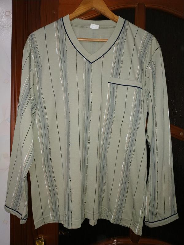 97cb6c2882b Теплая пижамная мужская кофта рубашка for man l 401 ...