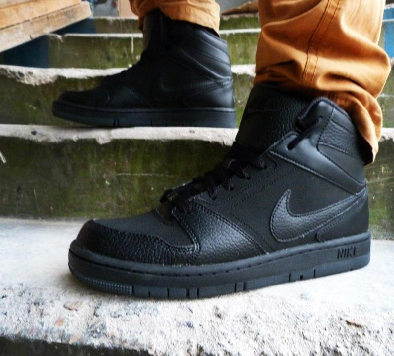 252da559348237 Мужские кроссовки nike prestige iv high black р.42,5 и 44 Nike, цена ...
