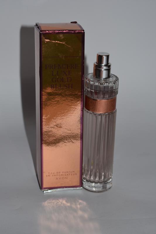 Avon Premiere Luxe Gold Blush Eau De Parfum 50 мл оригинал цена