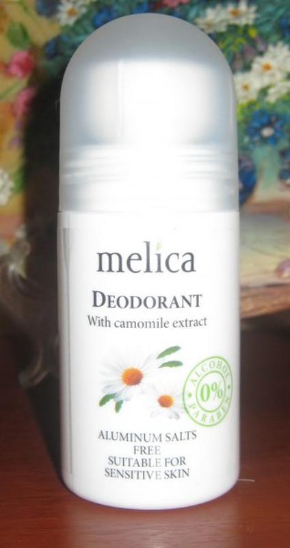 Дезодорант melica с экстрактом ромашки 50 мл(просрочка)1 f849dc14903a2