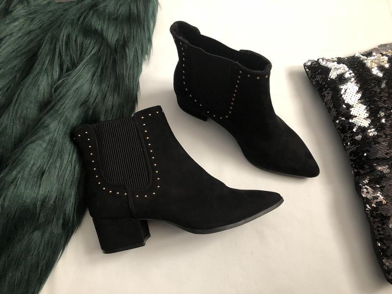 d50f2f7a4ee0 Новые шикарные ботинки с заклепками primark (Primark) за 275 грн.