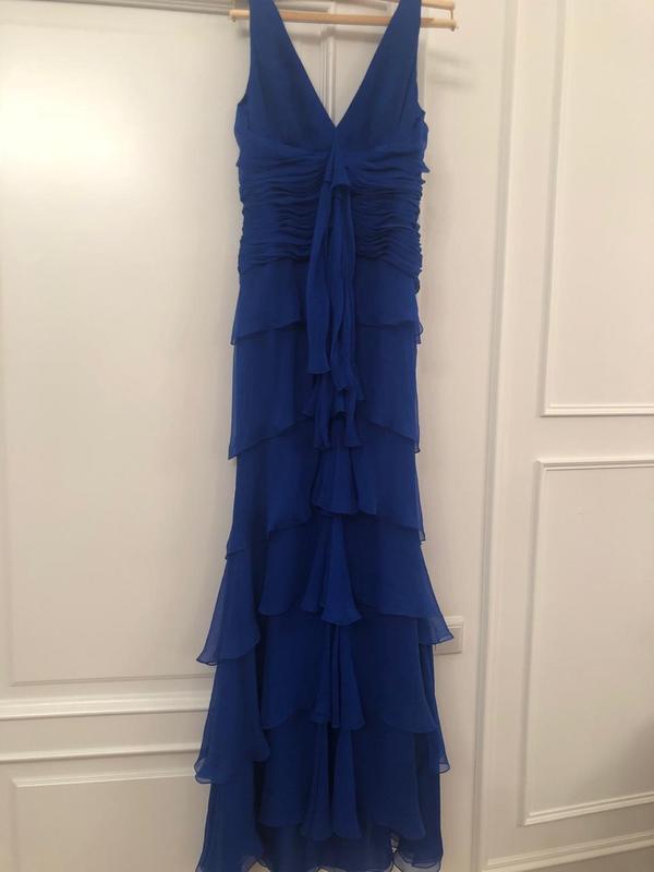 4d3bbd960d16e4b Вечернее платье oscar de la renta, цена - 5600 грн, #18762088 ...