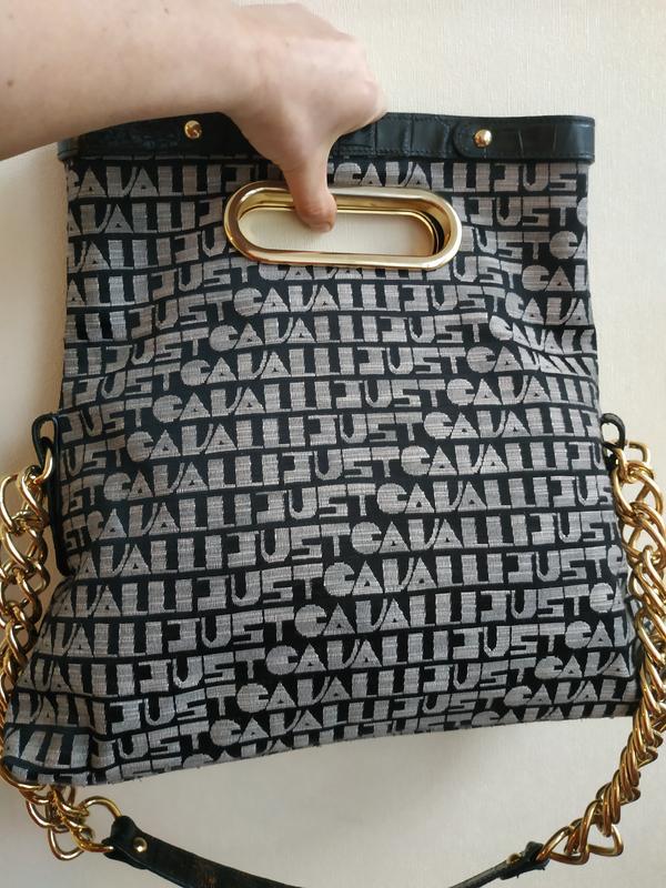 6a738ba01387 Крутая брендированая сумка roberto cavalli (Roberto Cavalli) за 950 грн.