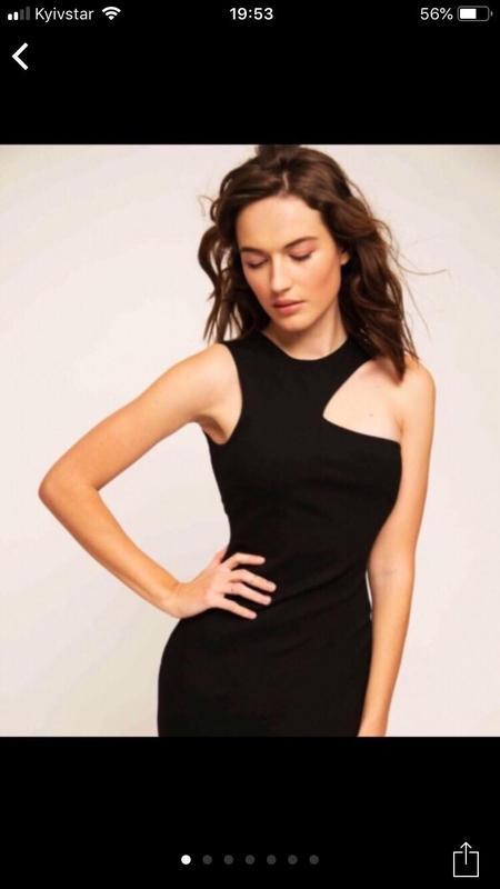 Маленька чорна сукня від zara ZARA 0979cb509814b