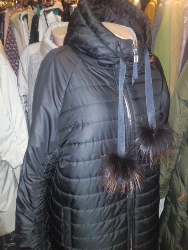 d542e4d7a38 ... Пальто зимнее alberto bini брендовое оригинал пуховик3 фото ...