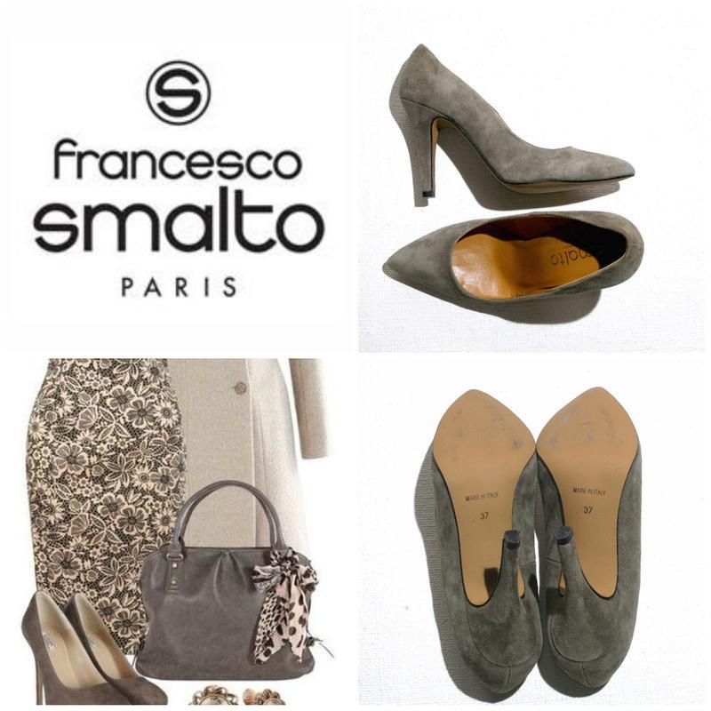 Smalto туфли женские.качественная обувь. made in italy. (Francesco Smalto)  за 560 грн.   Шафа d4c5202916f