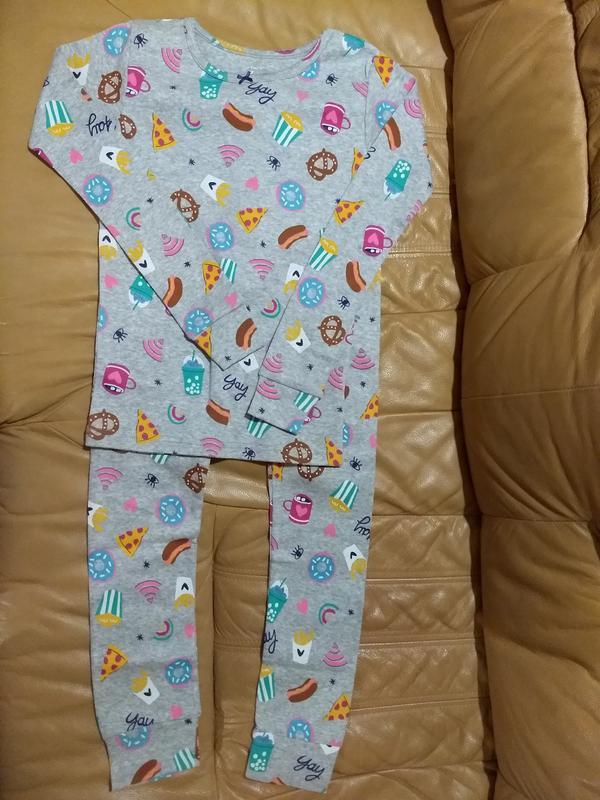 Пижама для девочек carters e6c111343f275