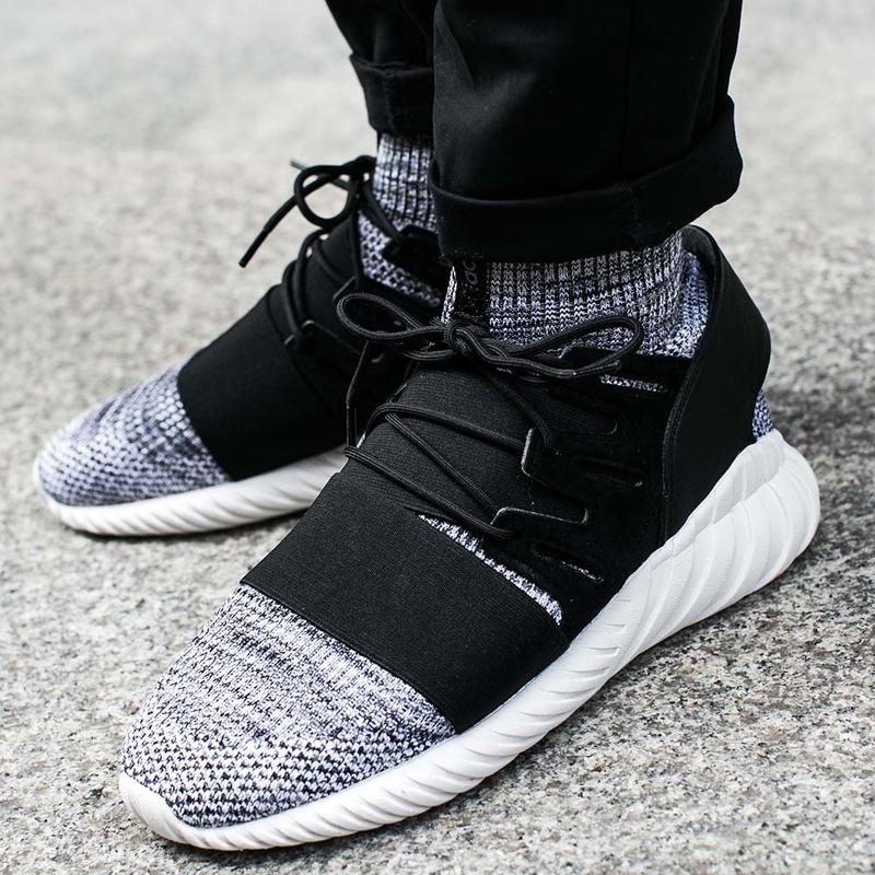 reputable site 5586d e7e19 Стильні чоловічі кросівки adidas tubular doom primeknit pk grey three,  оригінал (Adidas) за 2100 грн. | Шафа
