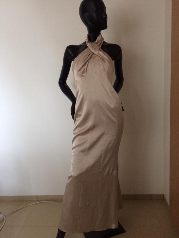 82351d27f78bc07 Шикарное вечернее платье в пол karen millen 12(40) Karen Millen ...