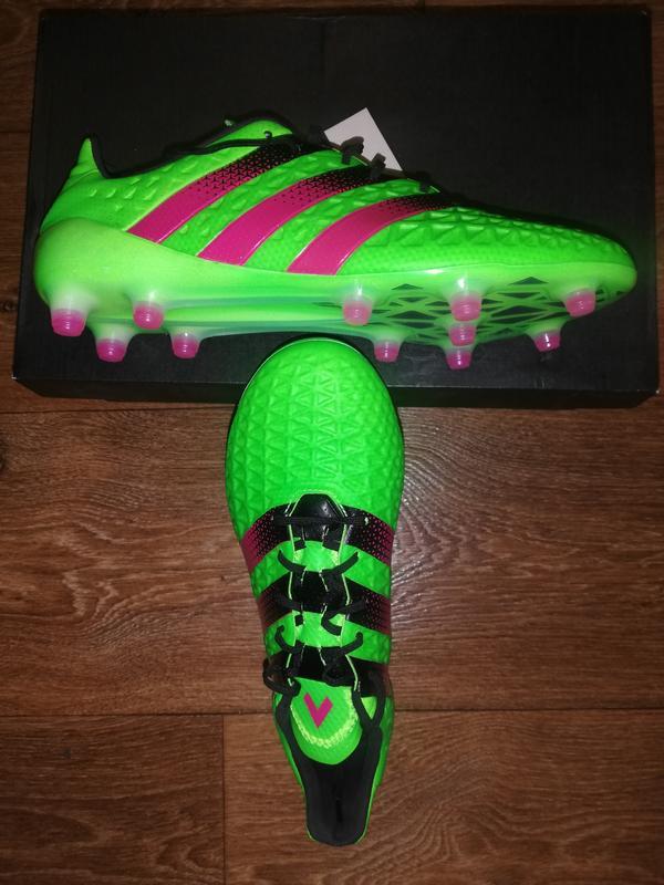 new style 4e5e7 c1310 Бутсы футбольные adidas ace 16.1 fg/ag (арт. af5083) (Adidas) за 1000 грн.