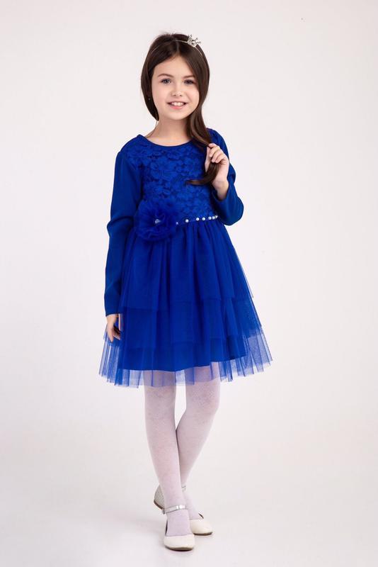 dac1c1757bf Платье для девочки нарядное с пышной юбкой размеры 128- 1461 фото ...