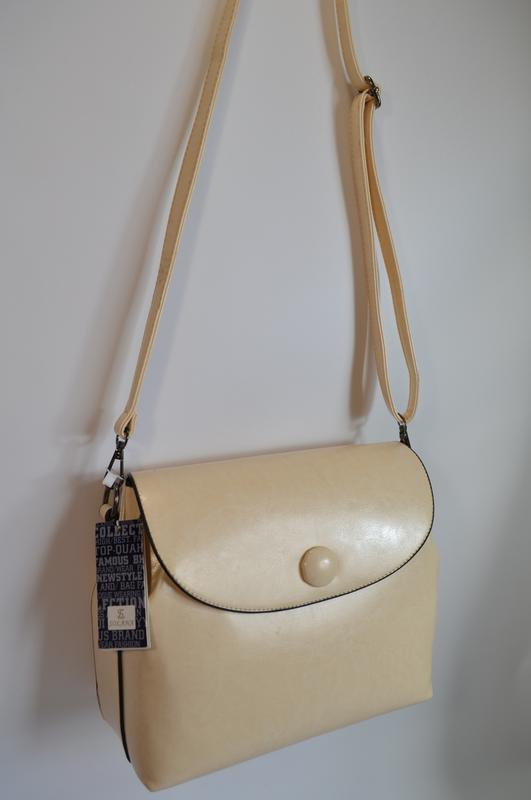 7e07668908ed Элегантная женская сумка, бренд solana, турция, новая с биркой!1 фото ...