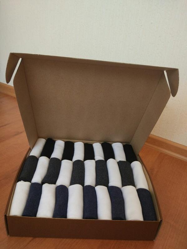 42576d92081ee Набор качественных мужских носков из 30 пар. в подарочной красивой коробке1  фото ...