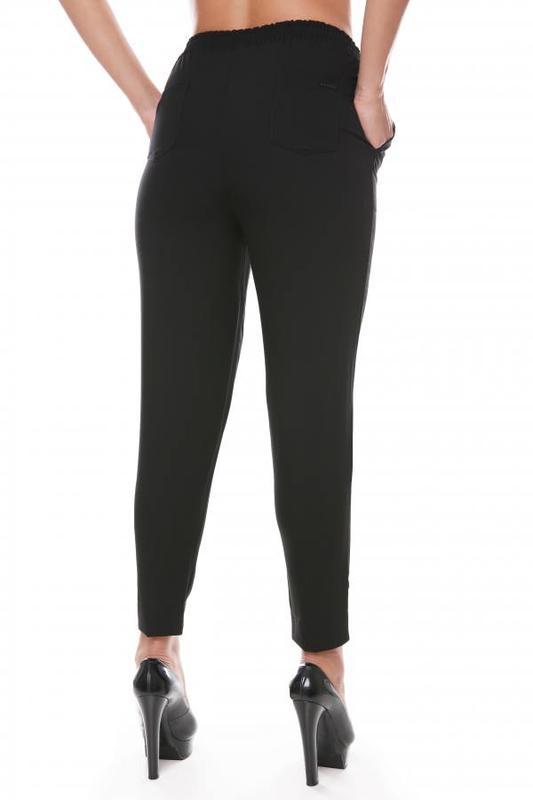 f23625840c79 Укороченные женские брюки на резинке больших размеров (52, 54, 56, 58, 60)  за 305 грн.