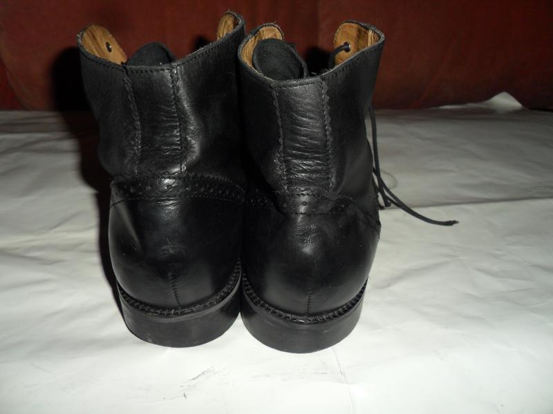 53e89ba0c ... Мужские ботинки оксфорды,кожа,германия фирмы zign,размер 455 фото