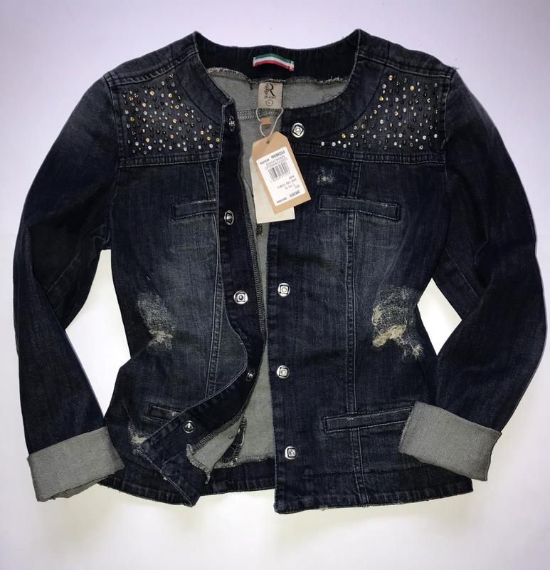 bc3093b37065 Джинсовая куртка весенняя rinascimento,размер l (Rinascimento) за 1250 грн.
