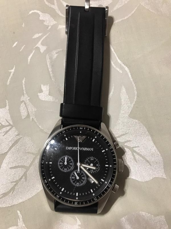ed0f2e18 Оригинальные часы emporio armani Emporio Armani, цена - 2800 грн ...