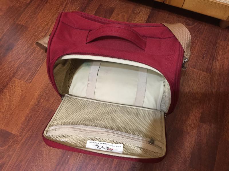53c4d4478e30 Сумка для поездок (чемодан) gyl, цена - 500 грн, #19066582, купить ...