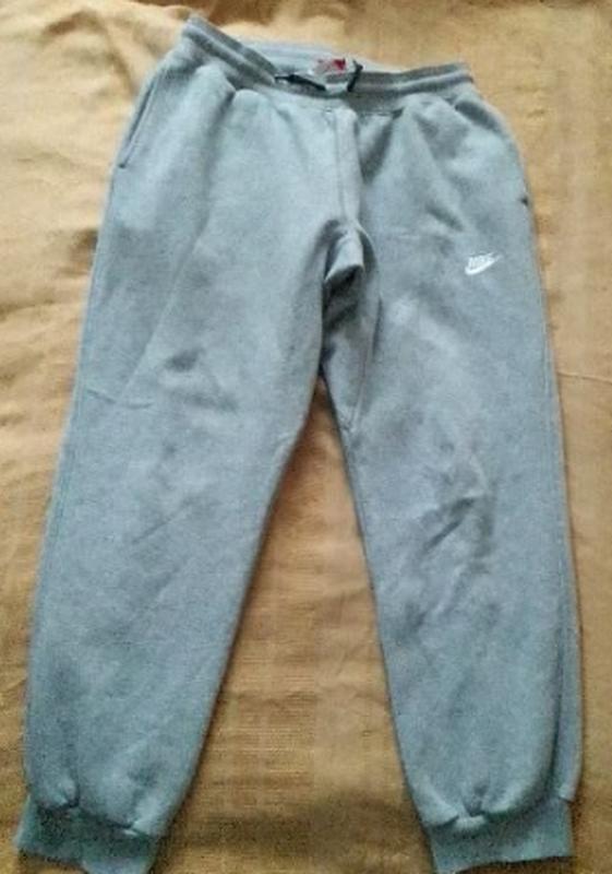 482b1ad6 Тёплые спортивные штаны фирменные nike Nike, цена - 585 грн ...