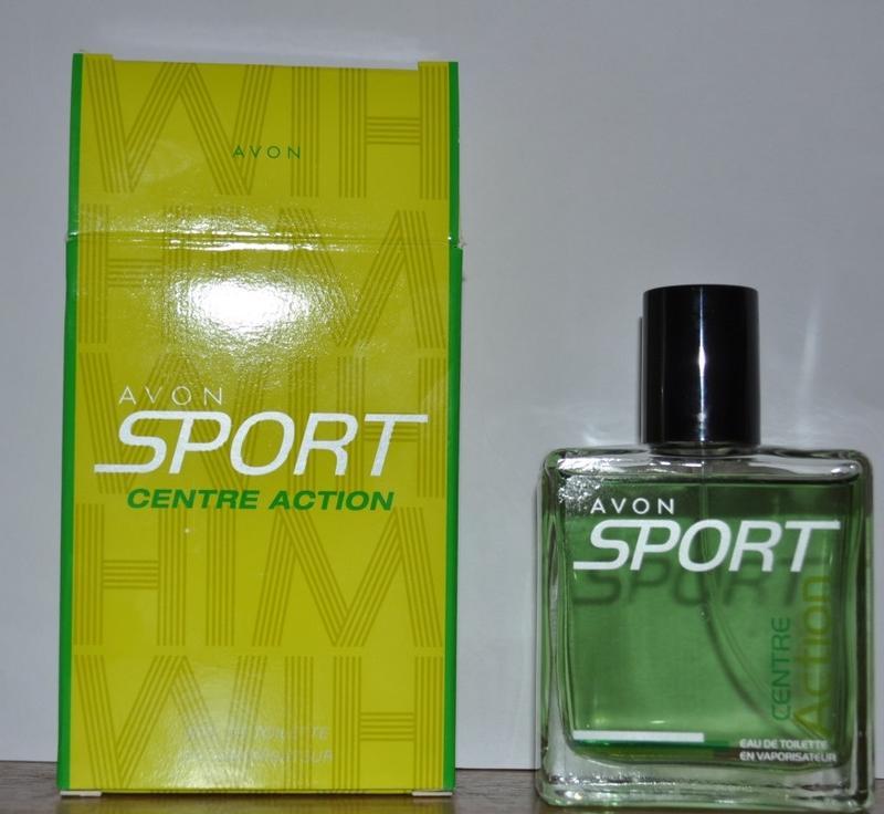 Эйвон мужской парфюм спорт