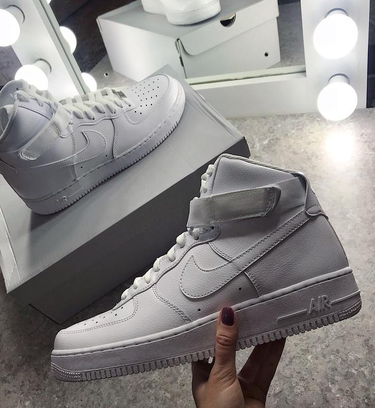 23a1d6a6 Nike air force 1 high '07 оригинал кроссовки найк Nike, цена - 2850 ...
