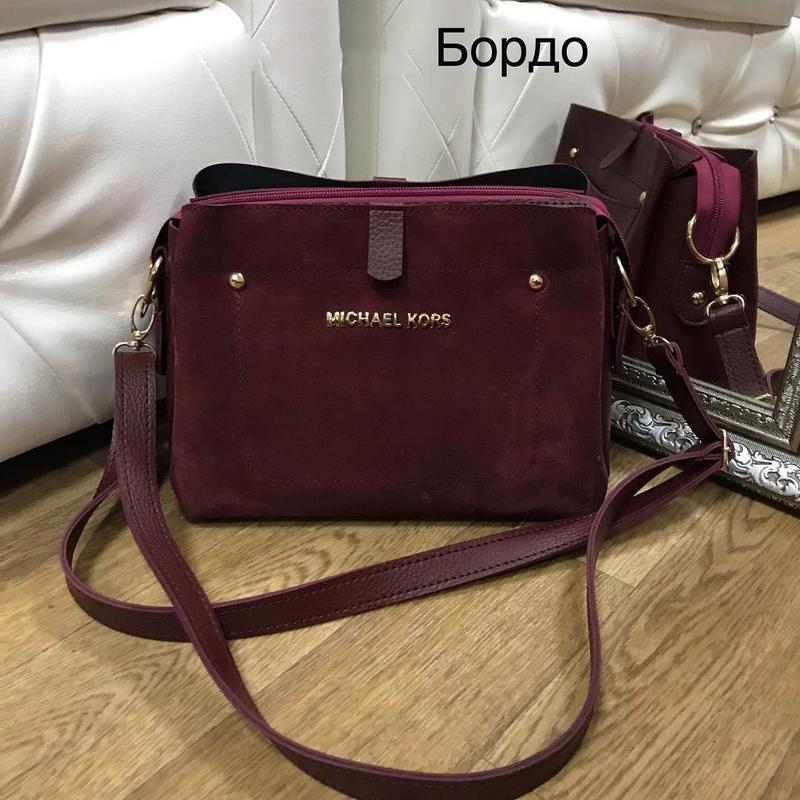 c2b0f484382f Моднейшая замшевая бордовая сумочка-клатч, цвет бордо, турция, натуральный  замш1 фото ...
