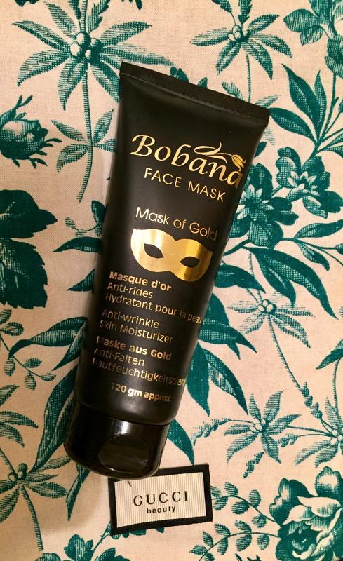 шикарная новая золотая маска пленка Bobana Gold Body Shop цена