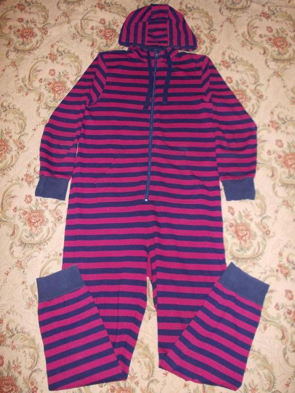 Пижама слип кигуруми комбинезон ромпер р. s Next 5b8021871a010