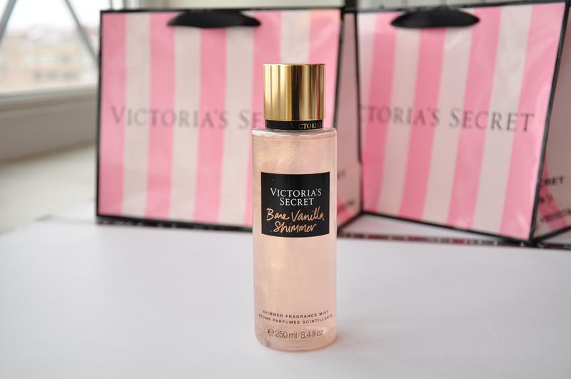 781b85f81e8 Спрей bare vanilla shimmer victoria s secret мист виктория сикрет ...