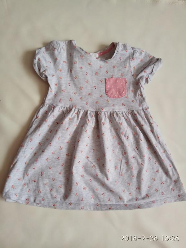 2a6b4f17c6f Платье h m для девочки