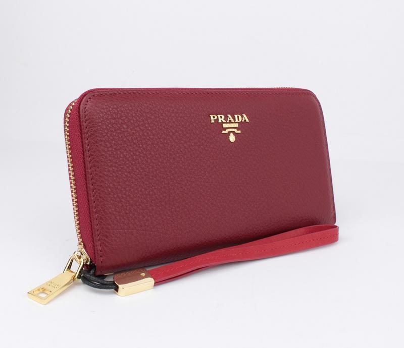 66fde1609be1 Кошелек женский кожаный на молнии 60019-b красный, цена - 928 грн ...