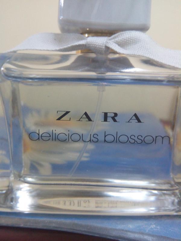 парфюмированая вода Zara Delicious Blossom цена 400 грн 2186839