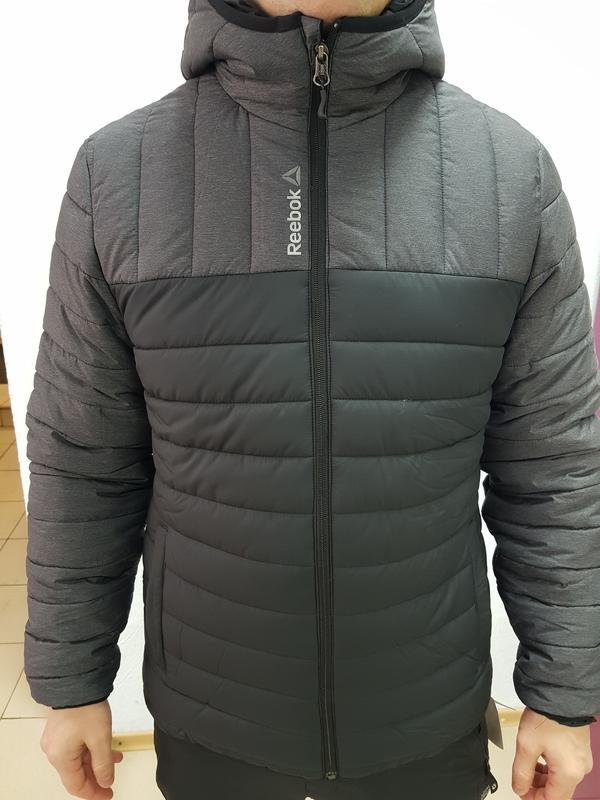 3e3b8abf Мужская куртка reebok padded hood jkt Reebok, цена - 2650 грн ...