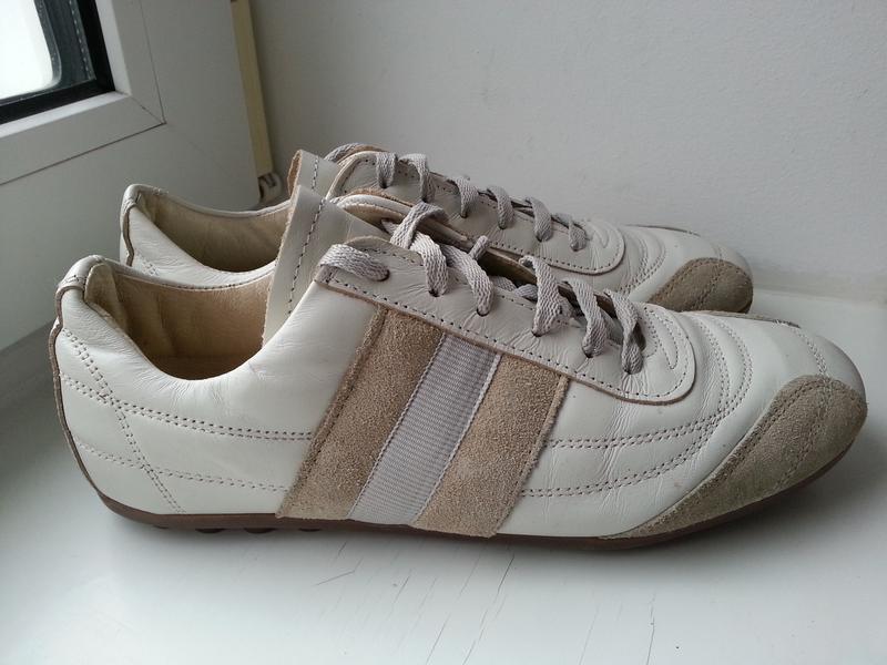 7206636a Кожаные кроссовки bianco 38р. (25.5 см.) Bianco, цена - 575 грн ...