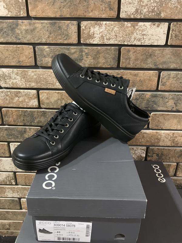 Ботинки туфли кеды ecco soft 7 43000451707 екко 42 43 Ecco a86909f8c760d