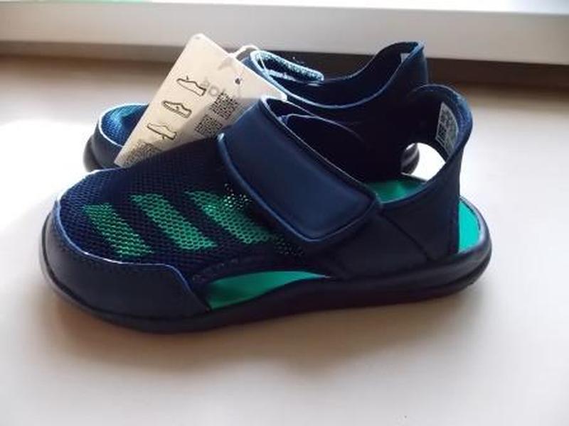 competitive price ce9ec ff9f1 Фирменные купальные,спортивные сандали adidas performance fortaswim р-р  28(17.5см)оригинал (Adidas) за 850 грн. | Шафа