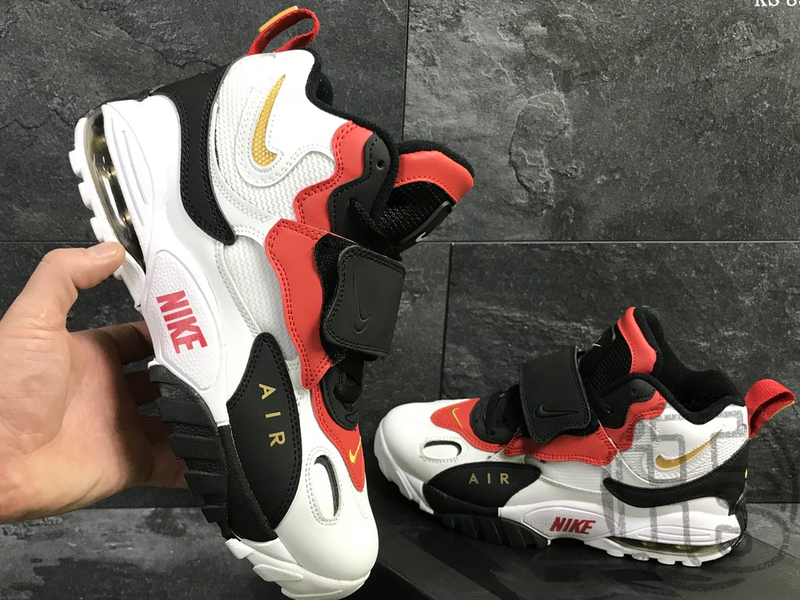 7f4a0a0c ... Мужские кроссовки nike air max speed turf 49ers white/red/black  525225-1012 ...