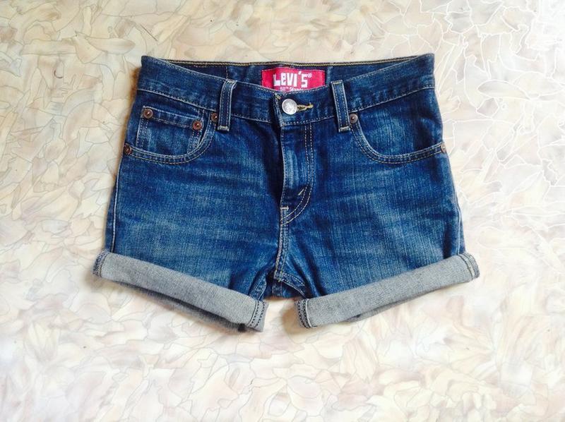 04d8668b560 Джинсовые шорты levi s оригинал Levis